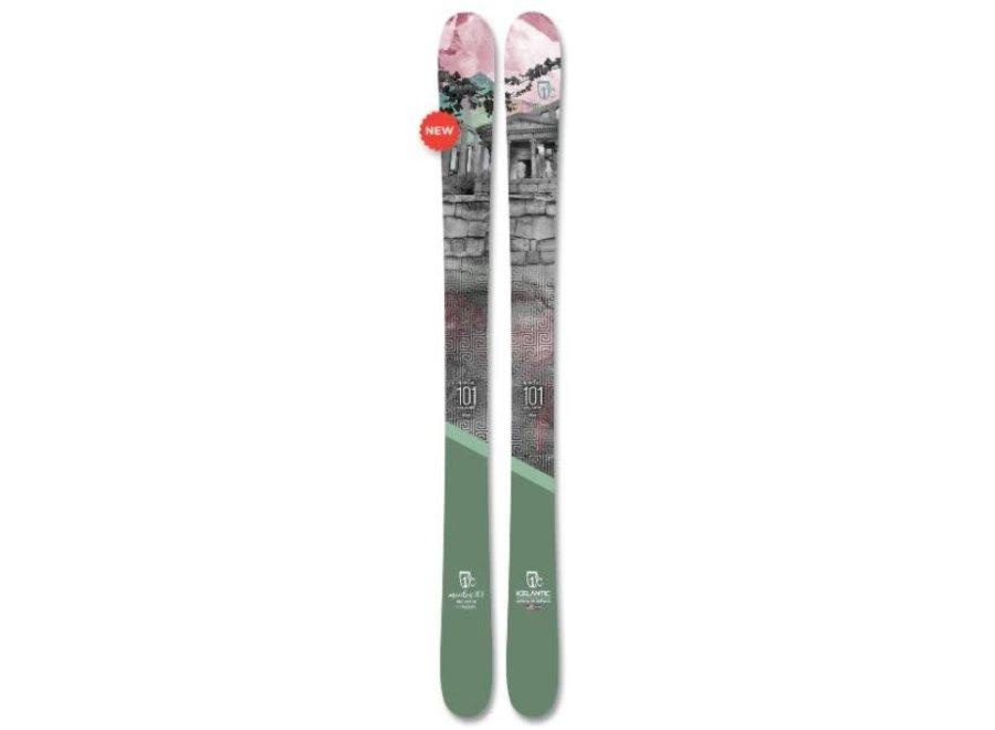 Icelantic Women's Maiden Lite Skis 20/21