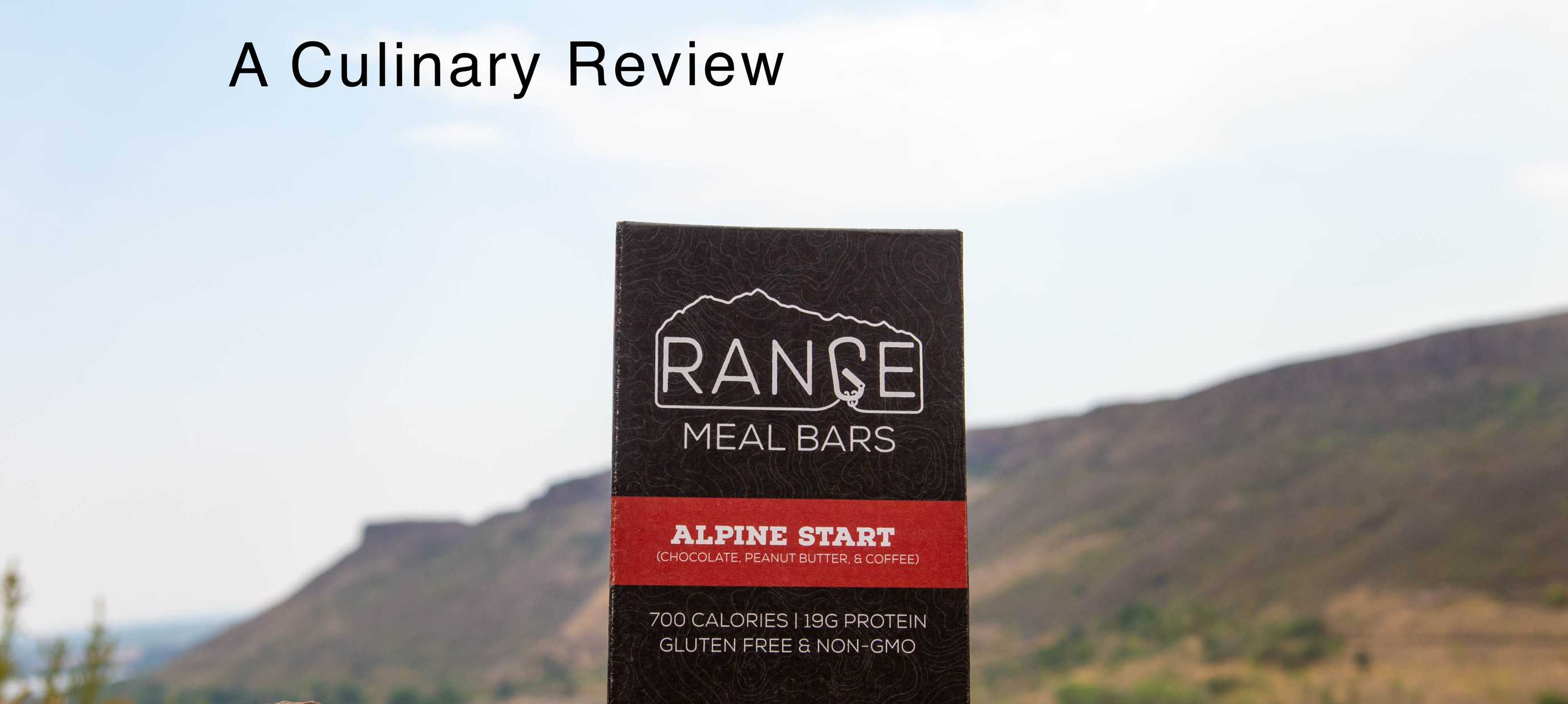 Range Meal Bars: A Culinary Review