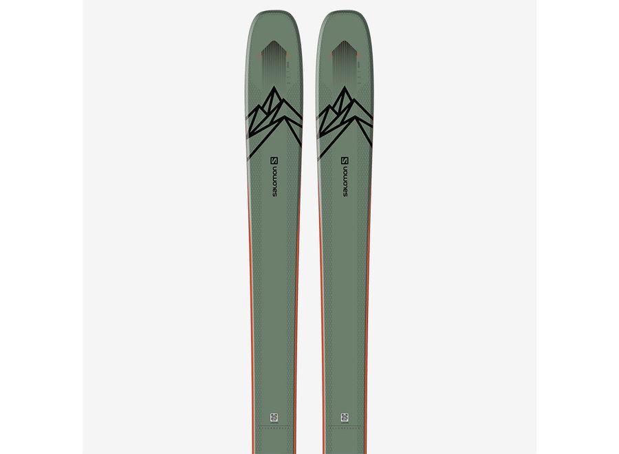 Salomon QST 106 Ski