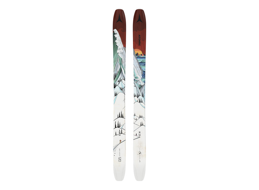 Atomic Bent Chetler Skis 120 20/21