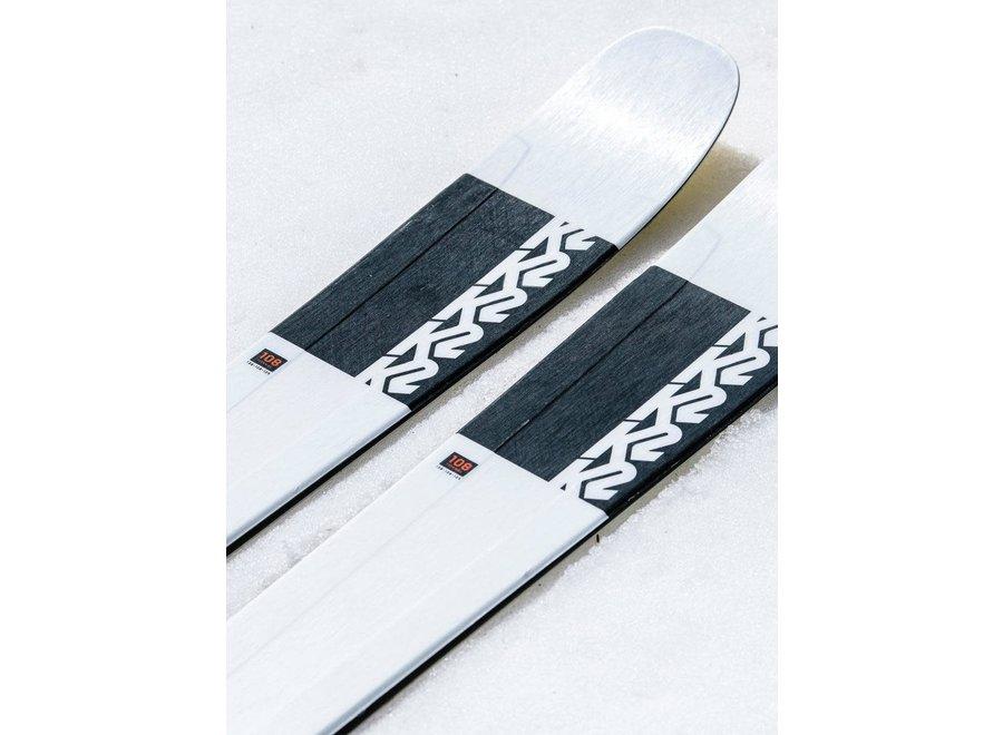 K2 Mindbender 108Ti Skis 20/21