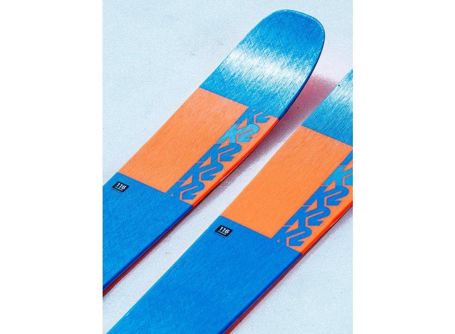 K2 Mindbender 116C Skis 20/21