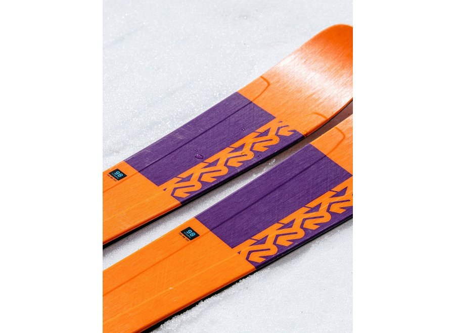 K2 Women's Mindbender 98Ti Skis 20/21