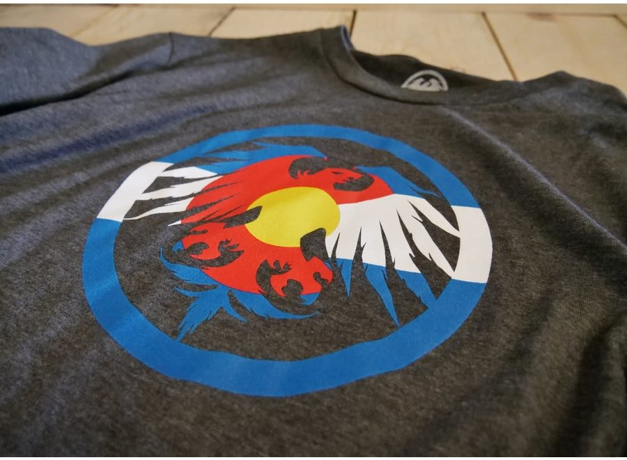 Never Summer Colorado Eagle T-Shirt