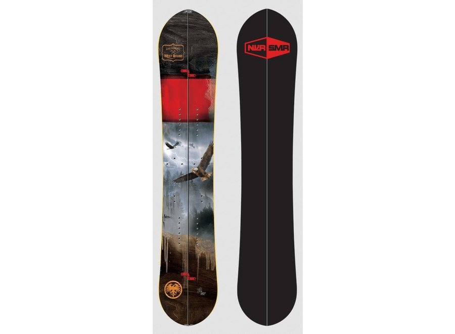 Never Summer West Bound X Splitboard 20/21