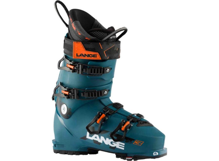 Lange XT3 130 LV Boots Storm Blue Low Volume