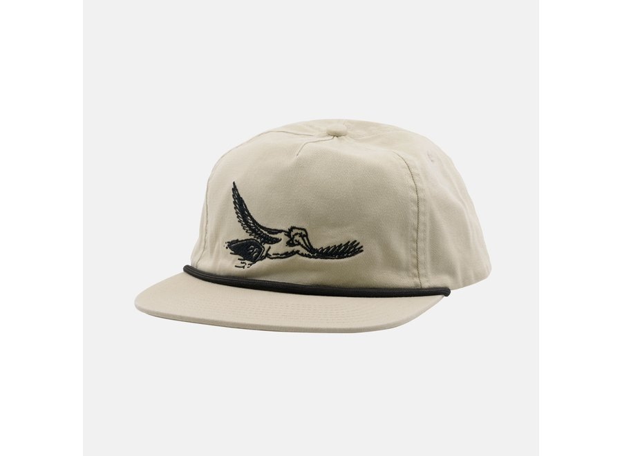 Jones Surf Pelican Cap Tan