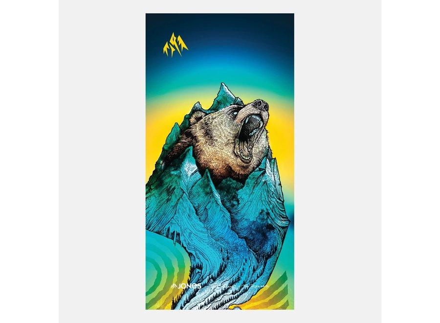 Jones Grizzly Peak Neckwarmer Turquoise
