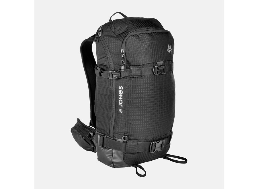 Jones Descent Backpack Black 32L