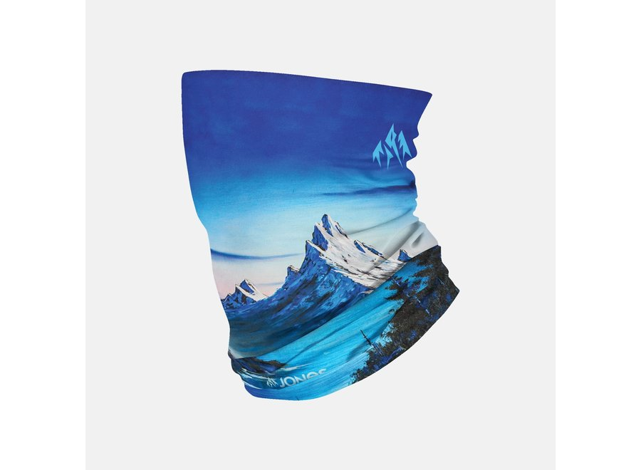 Jones Alpine Vibes Neckwarmer Blue