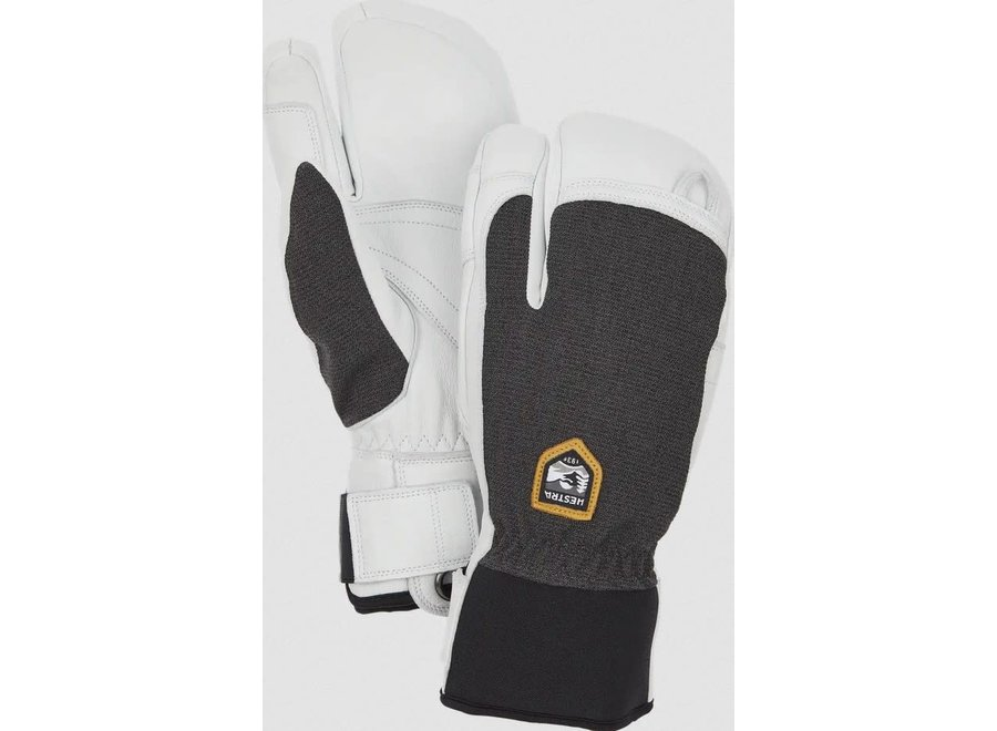 Hestra Army Leather Patrol 3-Finger Glove