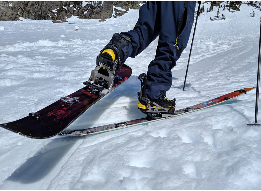 Karakoram Prime Universal Splitboard Crampon Reg