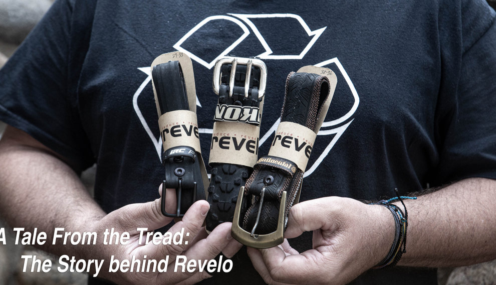 A Tale From the Tread: The Story behind Revelo