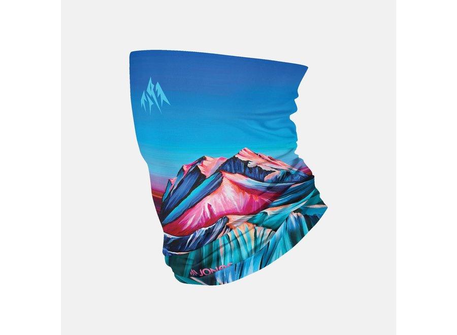 Jones Alpenglow Neckwarmer Rainbow