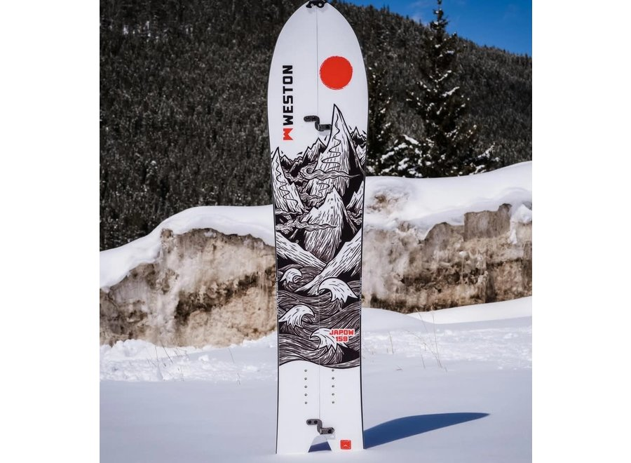 Weston Japow Splitboard 20/21