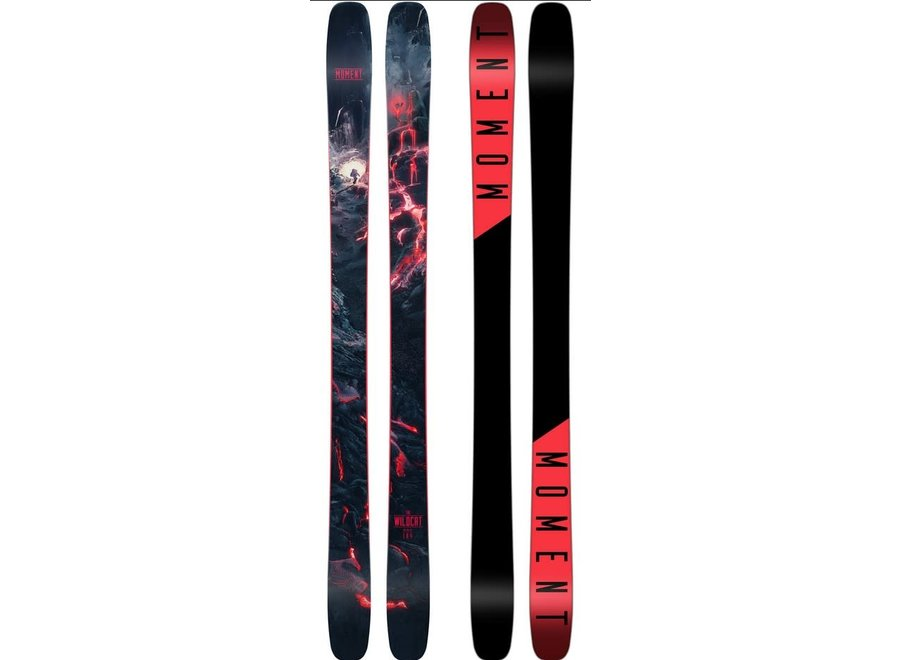 Moment Wildcat 101 Skis 20/21