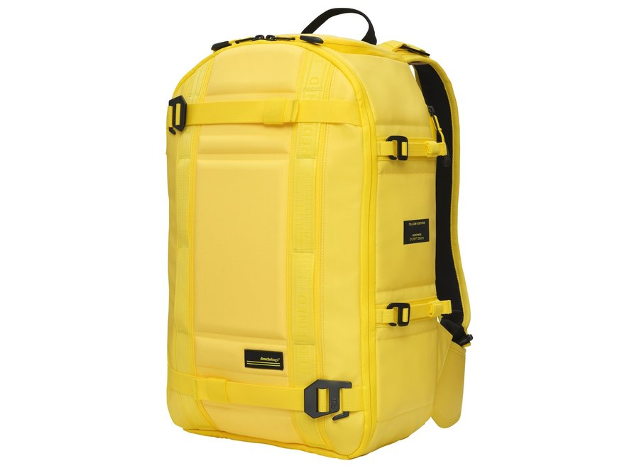 db The Backpack Pro 26L Camera Pack Brightside Yellow Limited Edition