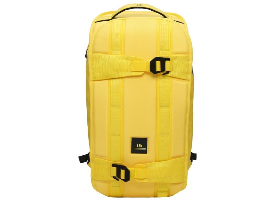 db The Explorer 20L Ski Pack Brightside Yellow Limited Edition