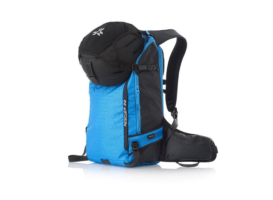 Arva Backpack Helmet Holder Black