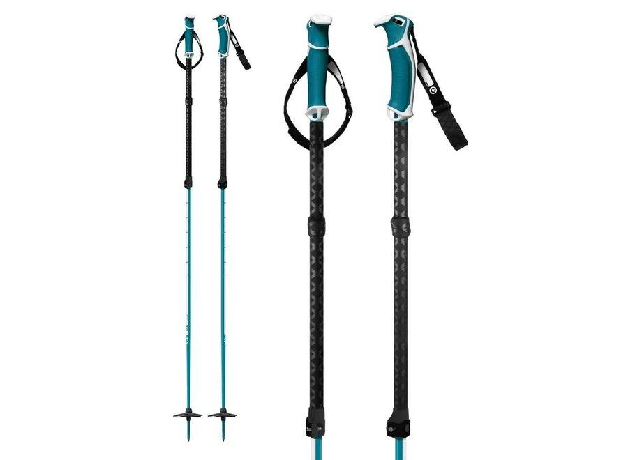 G3 Via Aluminum Ski Poles