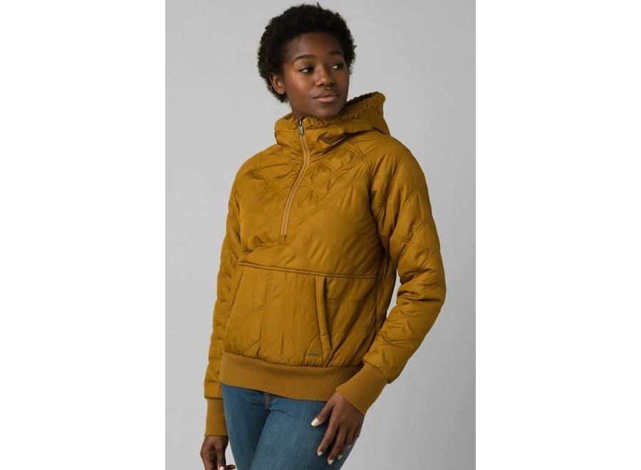 Prana Women's Esla Half Zip Pullover
