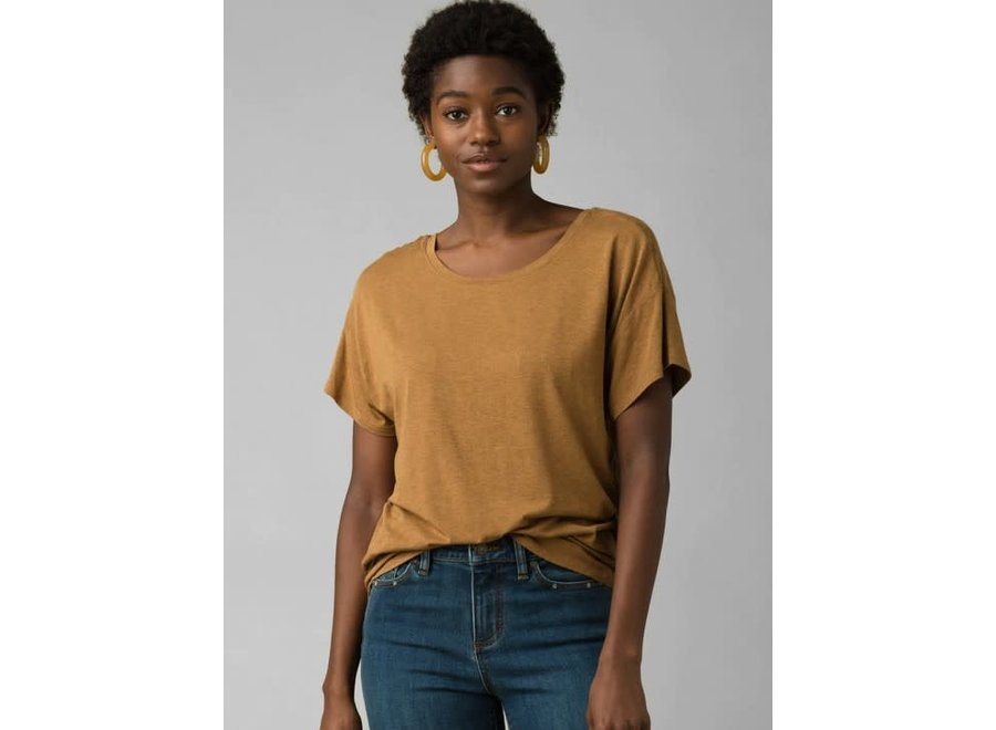 Prana Women's Foundation Slouch Top Clearance