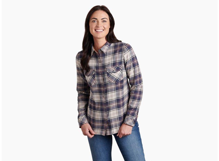 Kuhl Women's Tess Flannel LS