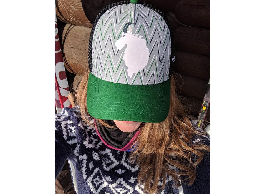 Kricket Kaps Billy Goat Trucker Hat