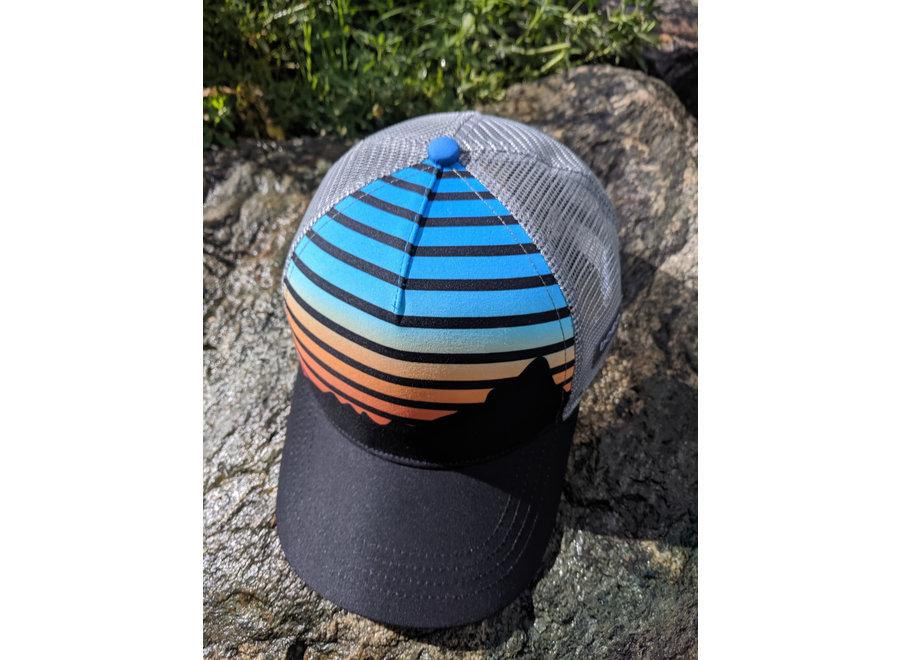 Kricket Kaps Berthoud Sunrise Trucker Hat