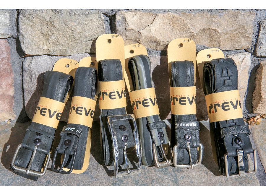 revelo: Recycled Bike Tire Belt