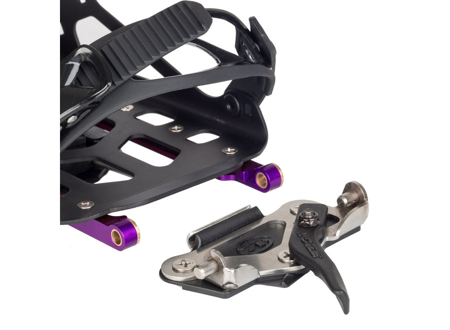 Voile Womens Light Speed Splitboard Bindings SM