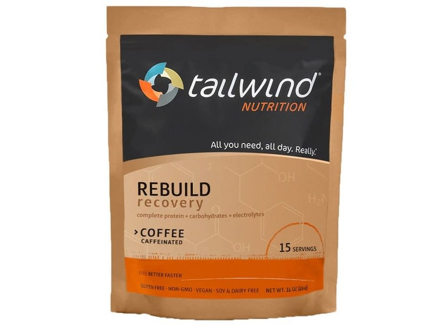 Tailwind Nutrition Rebuild 15 Serv Coffee