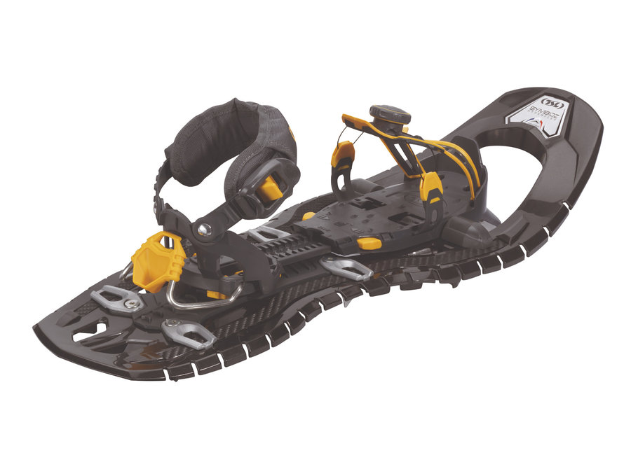 TSL Symbioz Hyperflex Adjust Snowshoes Titan Black