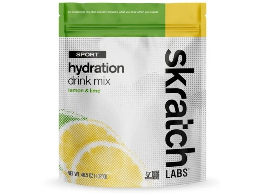 Skratch Labs Sport Hydration Drink Mix 20 Serving