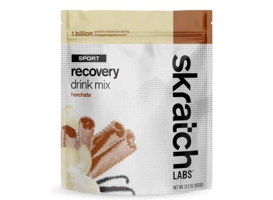 Skratch Labs Sport Recovery Drink Mix, Horchata,  12 Serving