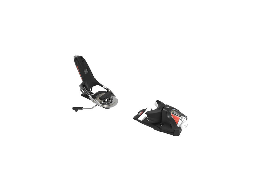 Look Pivot 12 GW B115 Ski Bindings Black/Icon