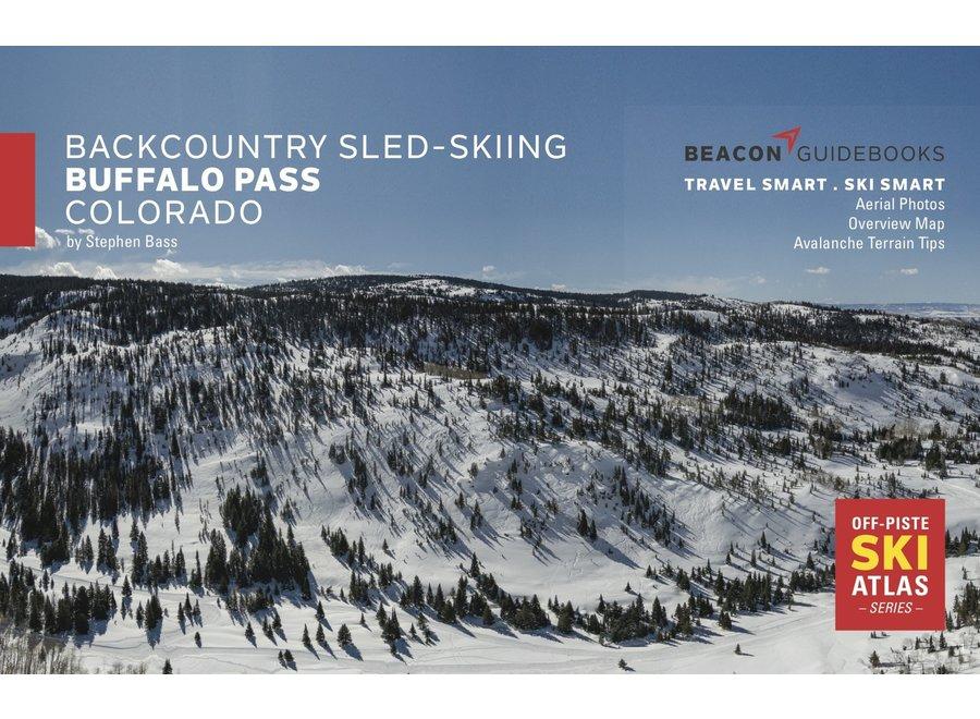 Beacon Guidebooks Backcountry Sled-Skiing Buffalo Pass Ski Atlas