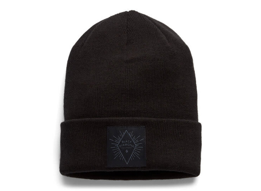 Black Diamond Badge Beanie
