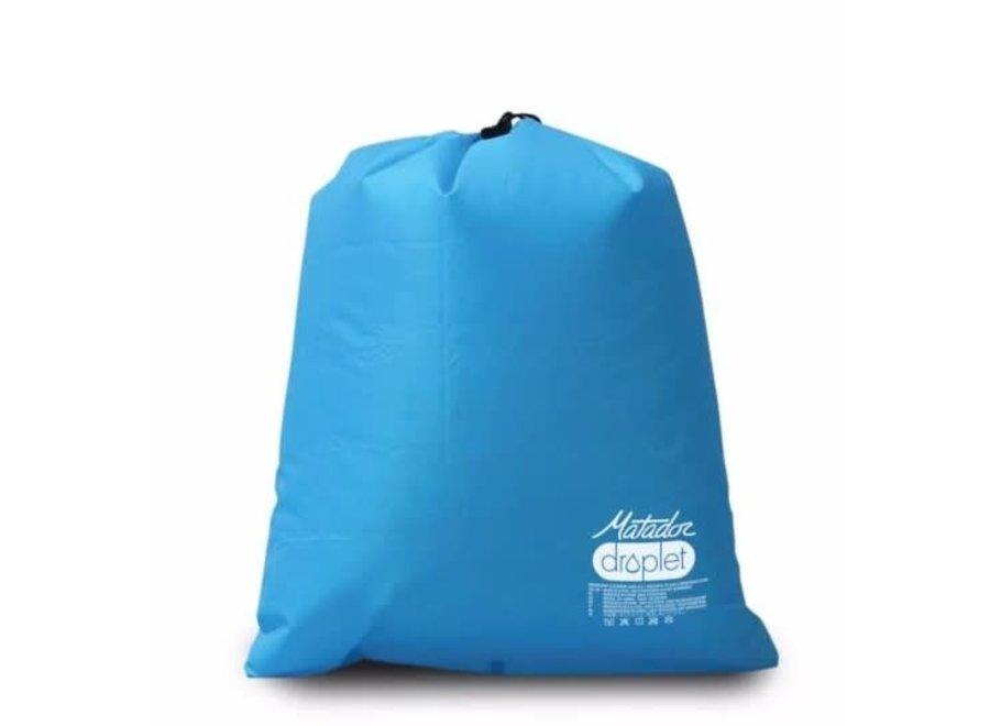 Matador Droplet XL Dry Bag 20L Blue Clearance