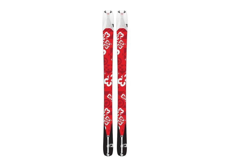 G3 Alpinist+ Universal Climbing Skins 130mm