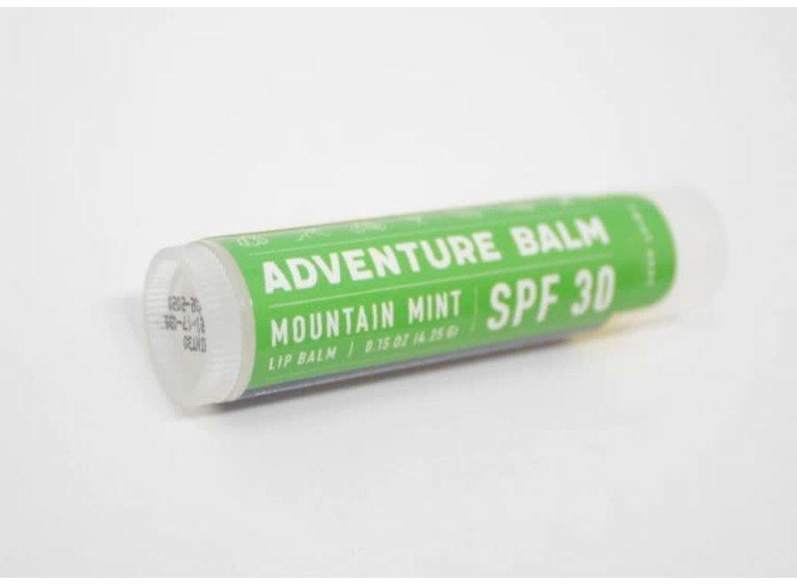 Ski BalmSki Naked Lip Balm  SPF 30 Mountain Mint
