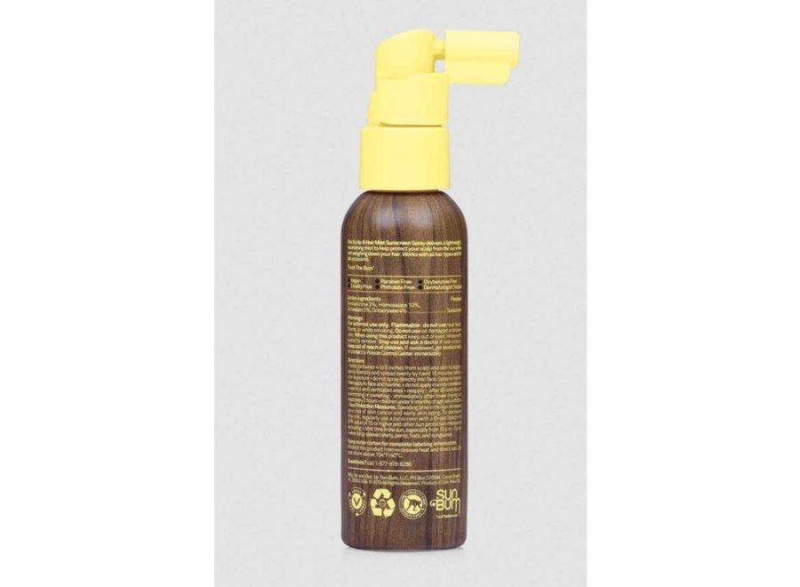 Sun Bum Scalp Hair Mist SPF 30 2oz