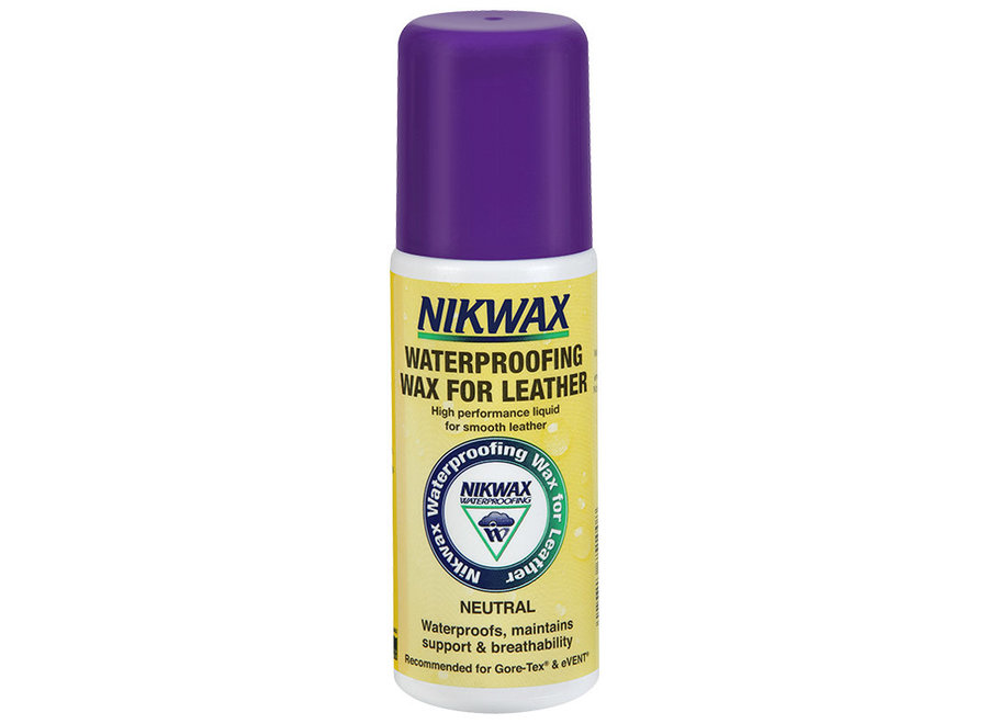 Nikwax Liquid Waterproofing for Leather Neutral 125ml