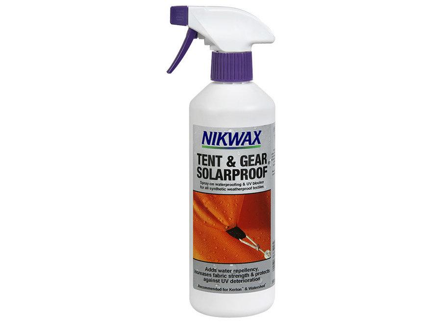 Nikwax Solarproof Tent and Gear Spray On 500ml
