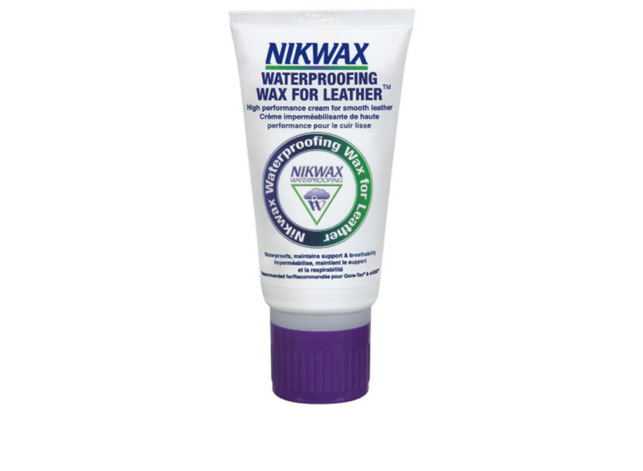 Nikwax Waterproofing Wax for Leather Cream 100ml