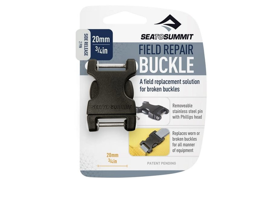 Sea to Summit Side Release Buckle with Pin