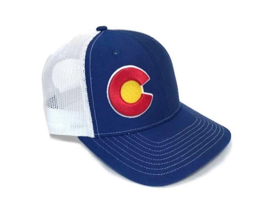Yo Colorado Colorado Royal Trucker Hat