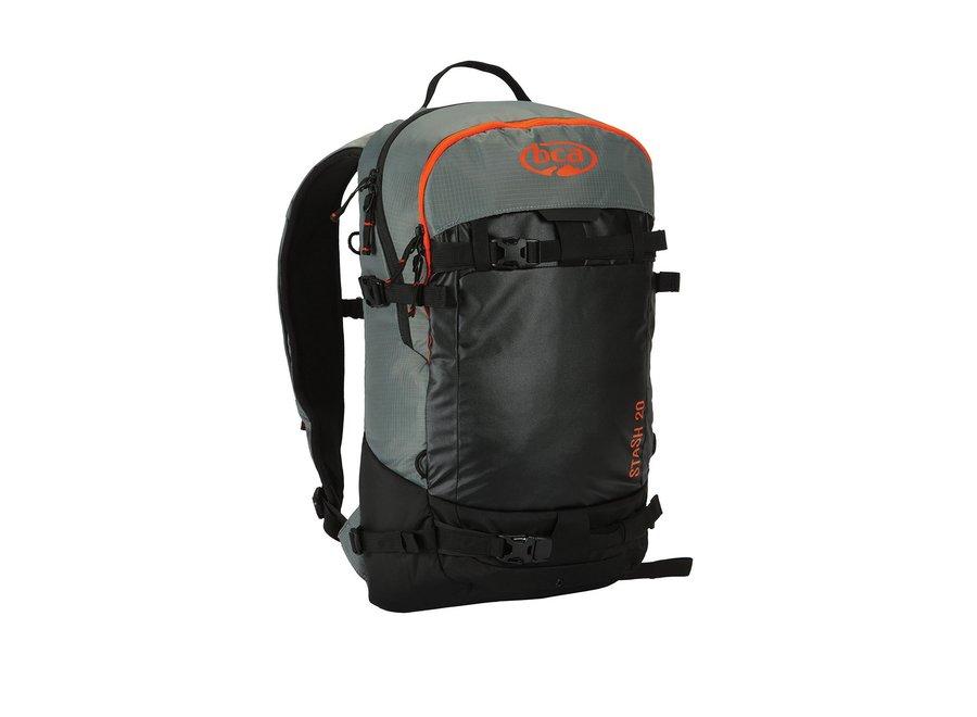 BCA Stash 20 Snow Pack Graphite