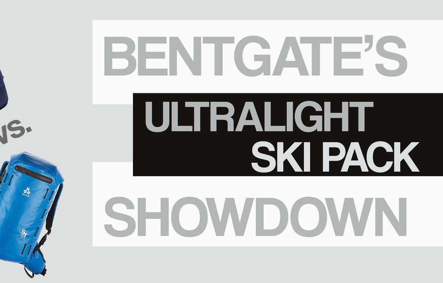 Bentgate's Ultralight Ski Pack Showdown