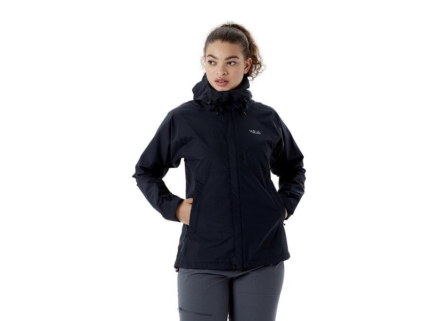 Rab Women's Downpour Eco Jacket